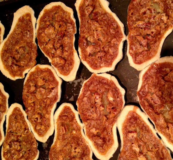 SOS Oyster Shells - Mini Pecan Pie