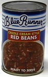 Blue Runner Red Beans- Original 27 oz