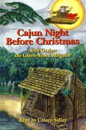 Cajun Christmas.Cajun Night Before Christmas Book
