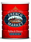 French Market Medium-Dark Roast Can (Creole Roast), 12 oz.