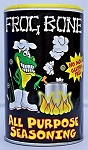 Frog Bone All Purpose Seasoning, 8 oz.