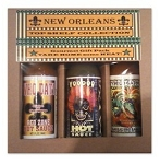 New Orleans Top Shelf Hot Sauce Gift Pack