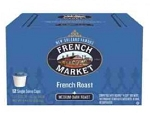 French Market: French Roast Single Serve K-Cups- 12 Pods