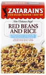 Zatarain's Red Bean and Rice Mix- Reduced Sodium