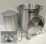 Cajun Rocket Pot 30QT Turkey Fryer and Boiling Pot - SOLD OUT