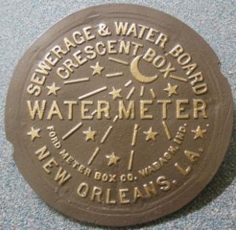 New Orleans Sewer And Water Board 59