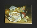 Tabasco and Gumbo print by Alla Baltas 8x10