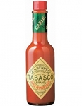 Tabasco Garlic Pepper Sauce- McIlhenny Co.