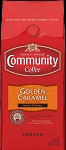 Comminuty Coffee: Ground Golden Caramel 12oz