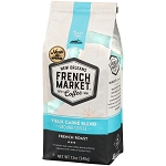 French Market Coffee Vieux Carré Blend French Roast 12 oz.