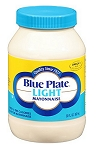 Blue Plate Mayonnaise Light 30 oz.