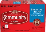 Community Coffee: K-Cup Breakfast Blend