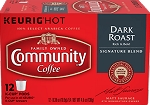 Community Coffee: K- Cup Dark Roast