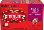 Community Coffee: K-Cup French Roast