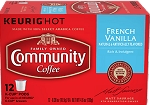 Community Coffee: K-Cup French Vanilla