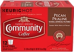Community Coffee: K-Cup Pecan Praline