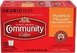 Community Coffee: K-Cup Pumpkin Praline