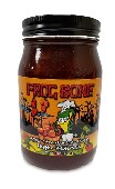 Frog Bone Apple Strawbanero Ghost Pepper Preserves, 16oz