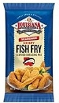 Louisiana Fish Fry Seasoned - Seafood Breading Mix 10oz