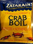 Zatarain's Crawfish, Shrimp and Crab Boil 4oz