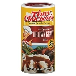 Tony Chachere's Creole Brown Gravy Mix- 10oz