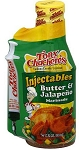 Tony Chachere's Injectable Butter and Jalapeno