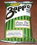 Zapp's Cajun Dill Gator-Tators 5oz Bag
