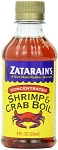 Zatarain's Crab and Shrimp Boil Liquid Concentrated 8 oz