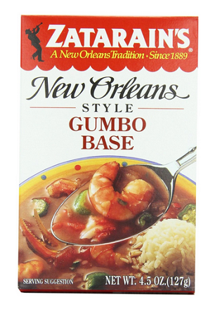 Zatarain's Gumbo Mix With Rice, 7 oz (Pack of 12) Reviews 2019