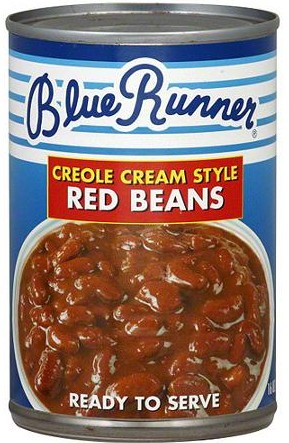 blue runner red beans original 16oz