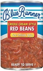 Blue Runner Red Beans- New Orleans Spicy 27 oz
