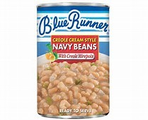 Blue Runner White Navy Beans with Mirepoix 26 oz