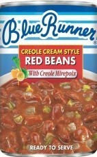 Blue Runner Red Beans with Creole Mirepoix 26oz