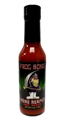 Frog Bone: Bone Reaper Hot Sauce, 5oz