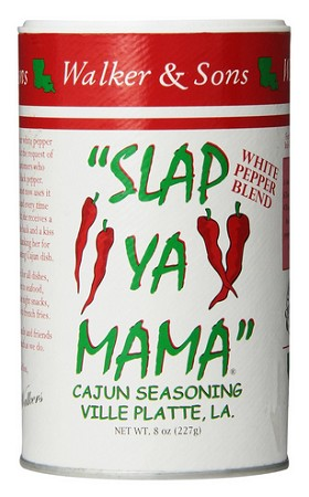 Slap Ya Mama White Pepper Blend 8 oz.
