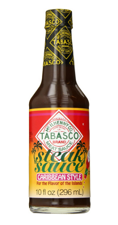 Tabasco Steak Sauce Caribbean Style - McIlhenny Co.