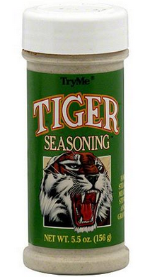 Tiger Seasoning, 5.5oz