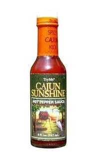 try me cajun sunshine sauce