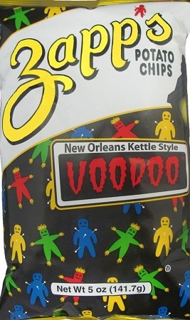 Zapp's Voodoo 5oz Bag