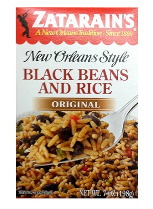 Zatarain's Black Beans and Rice - Original