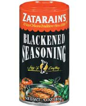 Zatarain's Blackened Seasoned Shaker 3oz